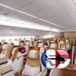 Emirates представила обновлённый бизнес класс