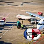 Аэропорт Эсенбога Интернэшнл  в городе Анкара  в Турции