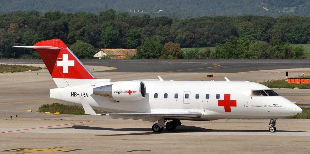 Медицинская авиация